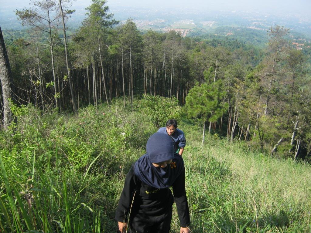 Awal Pendakian Gunung Manglayang