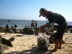 Operasi Sampah Pantai Sayang Heulang