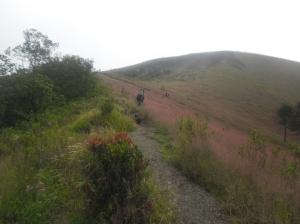 Track ke puncak II